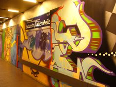 Metro station in Hannover