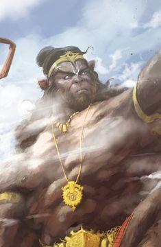 Hanuman Hd Wallpaper, Lord Hanuman Wallpapers, Lord Shiva Hd Wallpaper, Bal Hanuman, Krishna Hindu, Hindu Deities, Hanuman Photos, Hanuman Images, Lord Shiva Pics