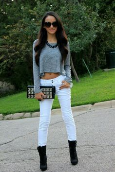 Cute simple fall outfit