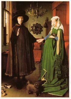 I coniugi Arnolfini - Jan Van Eyck