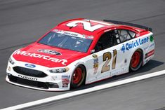 Starting lineup for Coca-Cola 600:    Friday, May 27, 2016  -   Ryan Blaney will start 18th in the No. 21 Wood Brothers Racing Ford.   -    Crew Chief: Jeremy Bullins	  -   Spotter: Josh Williams