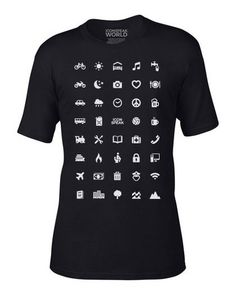 The World Edition is THE ultimate traveller shirt. A must have for every backpacker, explorer or tourist in a foreign place. Speak through functional apparel!