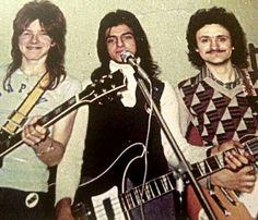 David Sylvian, Mick Karn and Rob Dean