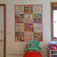 crazy mom quilts: 250th quilt celebration!