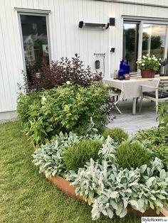 Garden Yard Ideas, Side Garden, Pergola Patio, Backyard Landscaping, Summer House Garden, Unique Gardens, Outdoor Dining, Garden Inspiration, Garden Design