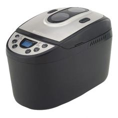 Stainless Steel Breadmaker. Love warm homemade bread.....makes the house smell good too!