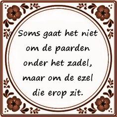 Image result for bekende nederlandse spreekwoorden