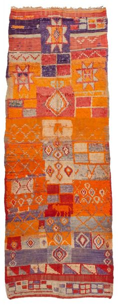 Moroccan Vintage Rugs Number 17280, Vintage Rugs | Woven Accents