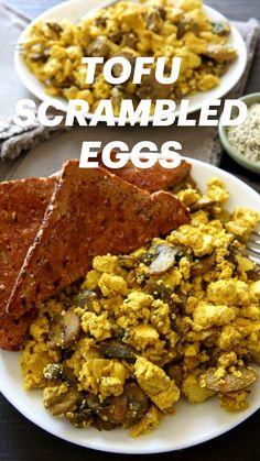 Tasty Vegetarian Recipes, Vegan Dinner Recipes, Healthy Breakfast Recipes, Dairy Free Recipes, Whole Food Recipes, Cooking Recipes, Healthy Recipes, Vegan Soul Food Recipes, Quick Vegan Recipes