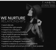 If more women would follow theses habits with a sincere heart our strength would be unstoppable #TheTruthRocks