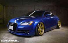 First Things FirsTT / Audi TT