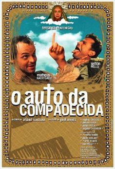 Filme Brasileiro > O Auto da Compadecida, Difícil eu gostar de filme brasileiro mas deste eu gostei, sempre que passa e eu estou em casa eu vejo.
