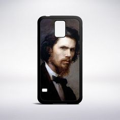 Ivan Kramskoi - Self-Portrait Phone Case