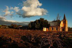 Church at Rowland Flat. Image by Dragan Radocaj Photography. Adelaide Sa, Land Use, Greek Isles, South Australia, Monument Valley, Spain, City, Places, Photography