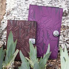 Oberon Design Iris Leather Covers  http://oberondesign.com/