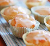 Lemon Ricotta Cupcakes - S. Wongkaew