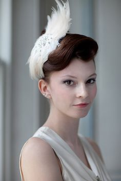 Vintage Glamour, by Heavenly Vintage Brides ~ Beautiful Original Vintage Wedding Dresses for the Modern Day Bride...