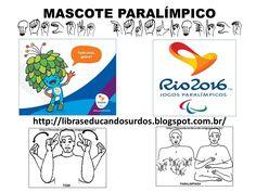 LIBRAS: Educandos Surdos: Personagens Olímpicos em LIBRAS