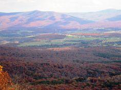 Blue Ridge Valley, Virginia