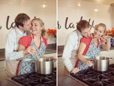 cooking for two at sur la table