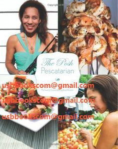 4955 The Posh Pescatarian My Favorite Sustainable Seafood Recipes | 相片擁有者 usbbookscom