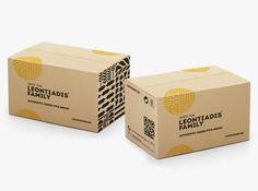 Leontiadis family on behance food box packaging, packaging design, print box, food branding Food Box Packaging, Medical Packaging, Bakery Packaging, Food Packaging Design, Brand Packaging, Corrugated Packaging, Gift Wrapping Techniques, Industrial Packaging, Carton Design