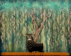 A Flowering Fascination Print by andykehoe on Etsy, $65.00 - Now Mine