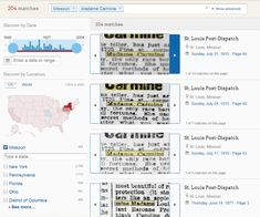 Newspapers.com Newspaper Archives Search Result