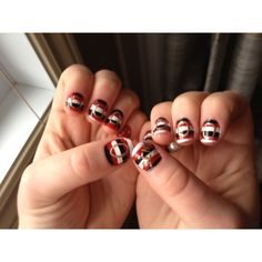 Go Sens Go! Nails by Michelle Edwards