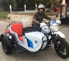 Ural Motorcycle, Nine T, Sidecar, Custom Bikes, Decoration, Cars, Bmw Scrambler, Vehicles, Cafe Racers