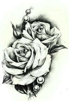 Die 94 Besten Bilder Von Schwarze Rosen Niedlich Tattoos