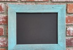 Rustic Natural Barn wood CHALKBOARD -  8 x 10, 8.5 x 11 or 11 x 14 Shabby Chic Picture Frames in Natural