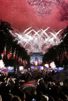 Queen´s Diamond Jubilee Concert @Buckingham