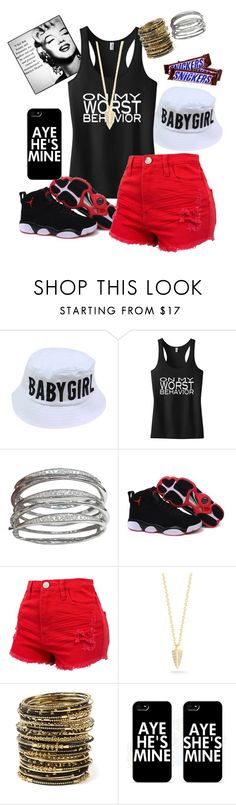 """""""trap queen"""" by desirae-carson ❤ liked on Polyvore featuring mode, Elizabeth and James, Amrita Singh, Samsung, women's clothing, women, female, woman, misses et juniors"""