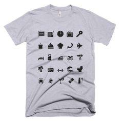 Iconic tshirt, T-Shirt - BornHotelier