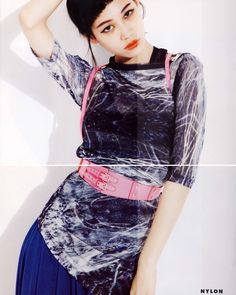 I am in love with Kiko Mizuhara!