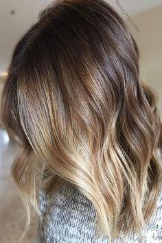 Face-Framing Brown Blonde Balayage Haar brünett 40 of the Best Bronde Hair Options Spring Hairstyles, Hairstyles Haircuts, Cool Hairstyles, Gorgeous Hairstyles, Boliage Hair, Styling Gel, Brown To Blonde Balayage, Bronde Balayage, Perfect Hair Color