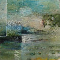 Lake  - Judy Thorley - Mixed Media Artist .........#GT