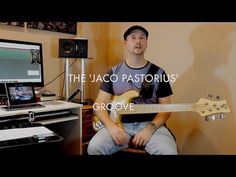 Learn how to play a super funky bass line in the style of Jaco Pastorius! Download full PDF including TABs here: http://www.basslessonsmelbourne.com/download...