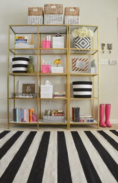 This could be translated into really cool storage for scrapbooking, sewing, or craft room.