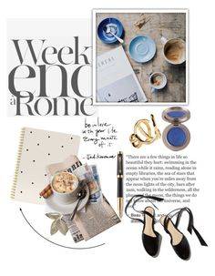 """weekend"" by mojosoignee ❤ liked on Polyvore featuring art"