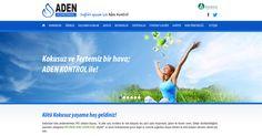 Aden Kontrol Koku Kontrol Sistemlerinin yeni web sitesi yayında http://www.adenkontrol.com/