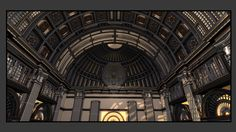 [UDK] Gears of War Inspired Environment - Modular - Polycount Forum