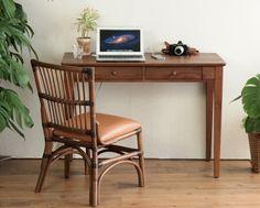 アジアン家具 机 パソコンデスク チーク 無垢 木製 T451KA:T451KA:らんどまーく - Yahoo!ショッピング - ネットで通販、オンラインショッピング
