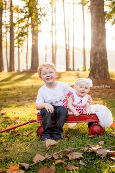 Big brother and little sister!!! I had a blast taking photos of their family! These siblings were so cute during their outdoor family photo session at Black Creek Park!