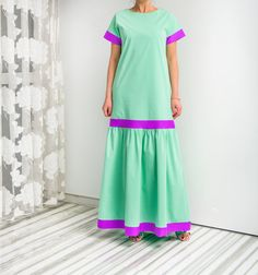 Cotton Maxi Dress/ Mother and Daughter matching dress/ Long Maxi dress/ Summer dress/ Abaya/ Long Dress/ Plus size dress Maxi Dresses Uk, Summer Dress Outfits, Chiffon Maxi Dress, Plus Size Maxi Dresses, Casual Summer Dresses, Maxi Dress With Sleeves, Floral Maxi Dress, Short Sleeve Dresses, Dress Summer