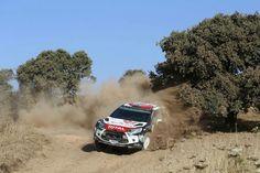 DS3 WRC Rallye Sardaigne 2015