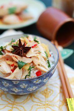 Chinese Chicken Parcels   Chinese Chicken Parcels Recipe   Easy Asian Recipes at RasaMalaysia.com