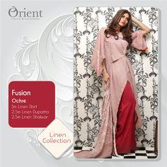 Orient Textile Linen Dresses 2014 Collection for Women 19 Orient Textile Linen Dresses 2014 Collection for Women