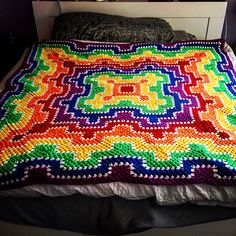 http://www.ravelry.com/projects/Sanguia/fireworks-blanket